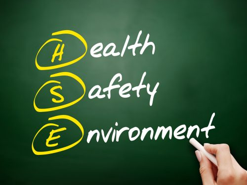 health safety environment training
