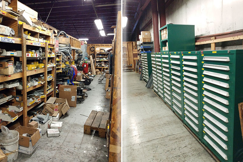 Spare Parts Inventory Management – Part 1